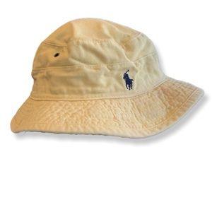 Vintage Polo Ralph Lauren Bucket Hat XL